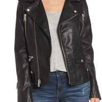 Levi's® Faux Leather Moto Jacket | Nordstrom
