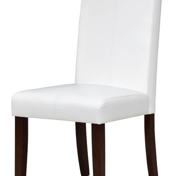 Suffolk White Dining Chair (Set of 2)