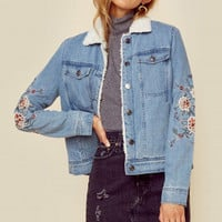 BRONX DENIM JACKET