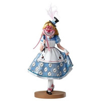 Disney Alice in Wonderland Masquerade Figurine