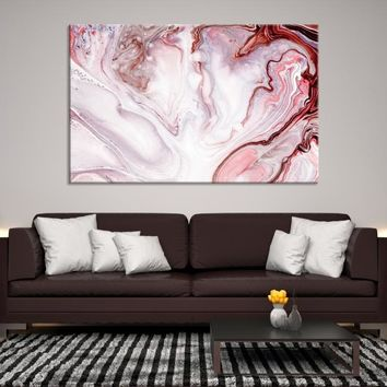 12509 - Abstract Watercolor Art | Ink Painting Art | Marble Wall Art | Abstract Wall Art | Large Abstract Canvas | Psychedelic Wall Art | Bedroom Decor