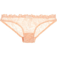 Agent Provocateur | Love lace briefs | NET-A-PORTER.COM