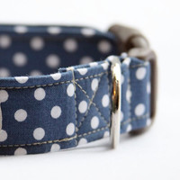 Lots of Dots Dog Collar