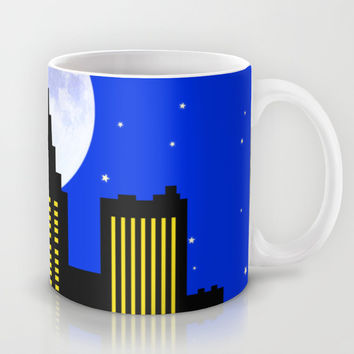 city Mug by Haroulita