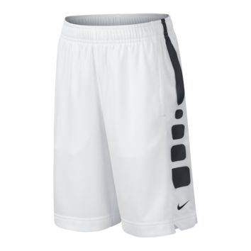 Nike Elite Stripe Preschool Boys' Basketball Shorts