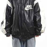 Vintage Nike Leather Jacket Sz XXL – F As In Frank Vintage