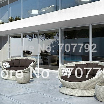 New design outdoor furniture Daybed