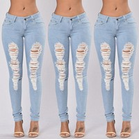 Shawna High Waisted Jeans