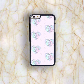 Dream colorful Dream colorful Cute Unicorn Collection Plastic Case Cover for Apple iPhone 6 Plus 4 4