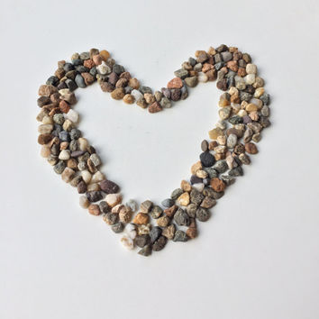 200 Tiny Beach Stones/Mixed Sea Stones/Crafting Beach Stones/Wedding Decorations/Pebble Art/ Stone Supply/ Beach Pebbles/ Gravel/ Set of 200