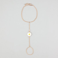 Daisy Hand Harness Gold One Size For Women 24105462101