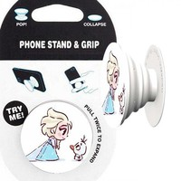 Frozen (Elsa) Phone Stand & Grip