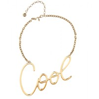 mytheresa.com -  Cool necklace - Luxury Fashion for Women / Designer clothing, shoes, bags