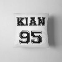 "Kian Lawley 95 O2L Team Pillow Case 16""X16"" 18""X18"" 20""X20"" Inches"