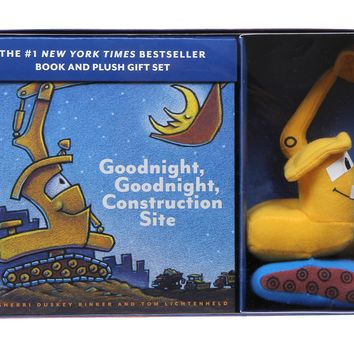 GOODNIGHT GOODNIGHT BOOK TOY SET