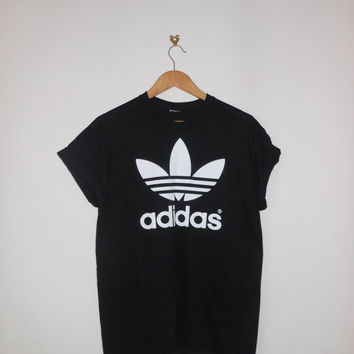 classic back adidas sexy urban unique swag by 0BubblegumBoutique0