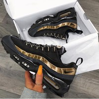 NIKE AIR MAX 95 Tide brand casual sports air cushion running shoes