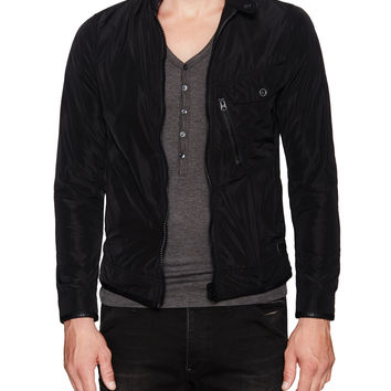 G-Star Men's Def Slim 3D Jacket - Black -