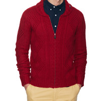 Aspinall Zip Sweater