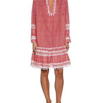 Mandy ruffle-hem cotton dress | Dodo Bar Or | MATCHESFASHION.COM US