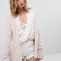 Free People Oversized Cardigan at asos.com