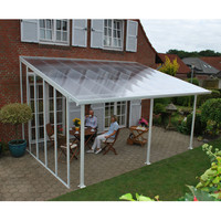 Poly-Tex Feria Patio Cover Sidewall Kit 10'