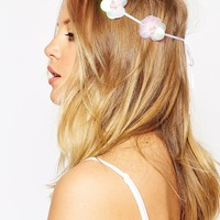 ASOS 3D Sequin Hair Garland