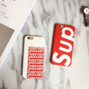Supreme Case for iPhone