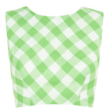 The Dolly Top - Green