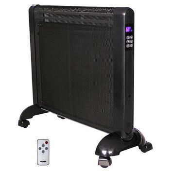 Optimus Micathermic Flat-Panel Heater with Remote Control