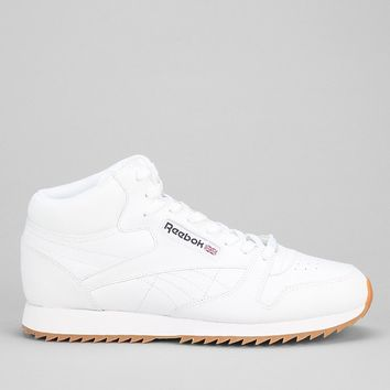 Reebok Classic Leather Mid-Top Sneaker - Urban Outfitters