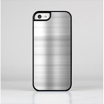 The Brushed Metal Surface Skin-Sert Case for the Apple iPhone 5c