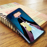 Maleficent Sleeping Beauty Princess Samsung Galaxy S6 Edge Case