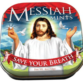 Messiah Mints - Whimsical & Unique Gift Ideas for the Coolest Gift Givers