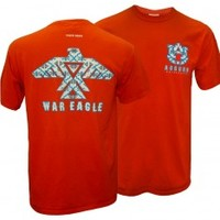 Aztec War Eagle by Tiger Rags