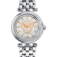 VERSACE - VQE110016 khai stainless steel watch | Selfridges.com