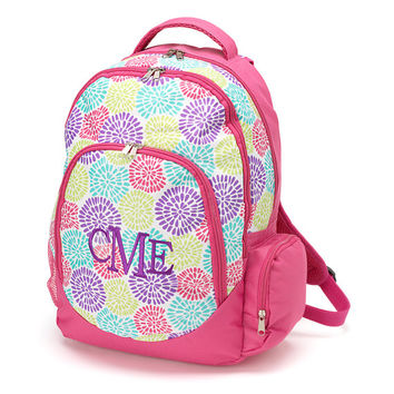 School ager backpack and lunchbox set! Bloom Style- Flower Power