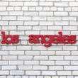 LOS ANGELES recycled wooden sign by WilliamDohman on Etsy