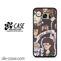 Daria Collage DEAL-2997 Samsung Phonecase Cover For Samsung Galaxy S7 / S7 Edge