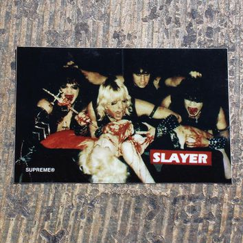 Slayer Altar Sticker