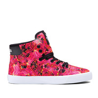 SUPRA Footwear™ | Official Store | WOMENS VAIDER | PURPLE FLORAL