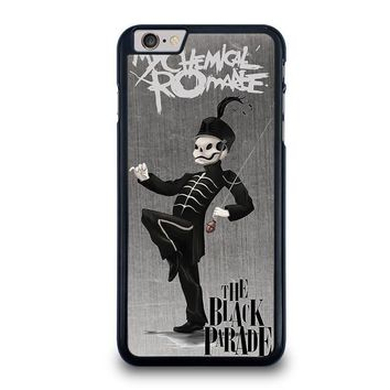 my chemical romance black parade iphone 6 6s plus case cover  number 1