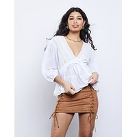 Sommer Flare Top