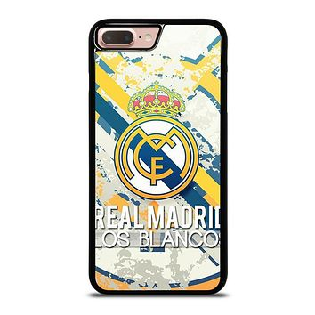 REAL MADRID LOS BLANCOS iPhone 8 Plus Case Cover