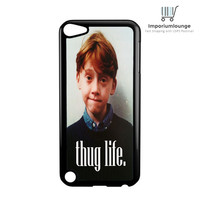 ron weasley thug life For IPod 4|5 Case