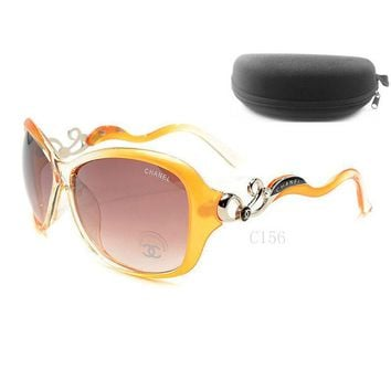 CUPCP7F Chanel Women Fashion Sunglasses Popular Summer Style Sun Shades Eyeglasses Glasses Sunglasses
