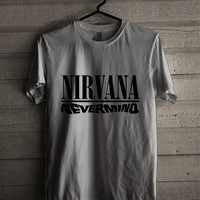 Nirvana Nevermind for man and woman shirt / tshirt / custom shirt