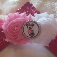 Minnie Mouse Headbands. An Assortment of Styles and Colors.