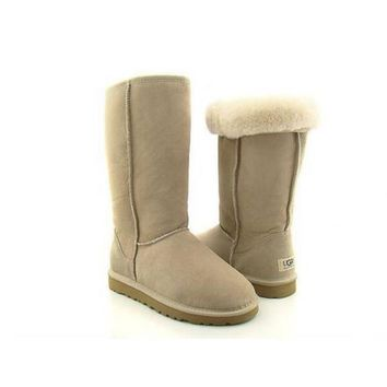 Ugg Boots Uk Classic Tall 5815 Sand For Women 80 22