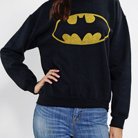 Junk Food Batman Pullover Sweatshirt  - Urban Outfitters